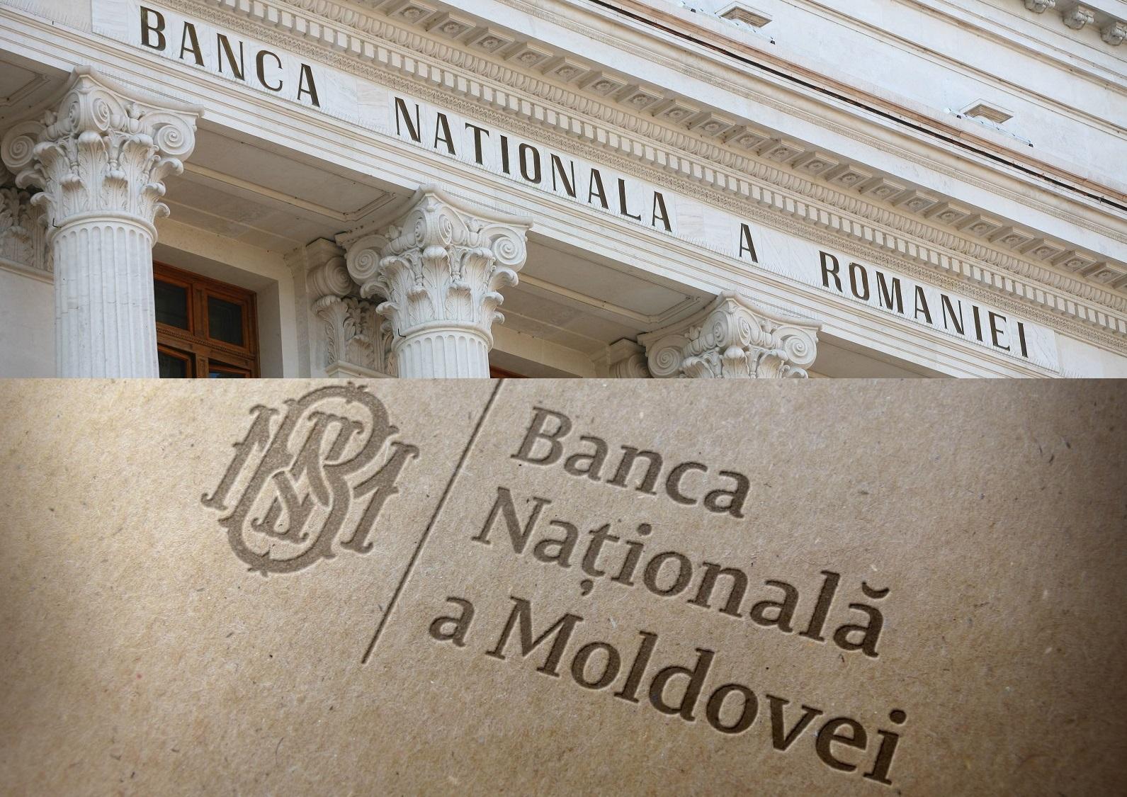 BNR și Bana Națională a Moldovei