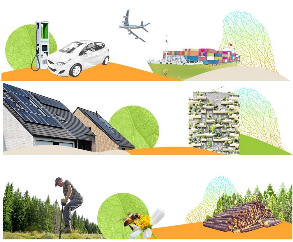 emisii de gaze de seră transporturi clădiri