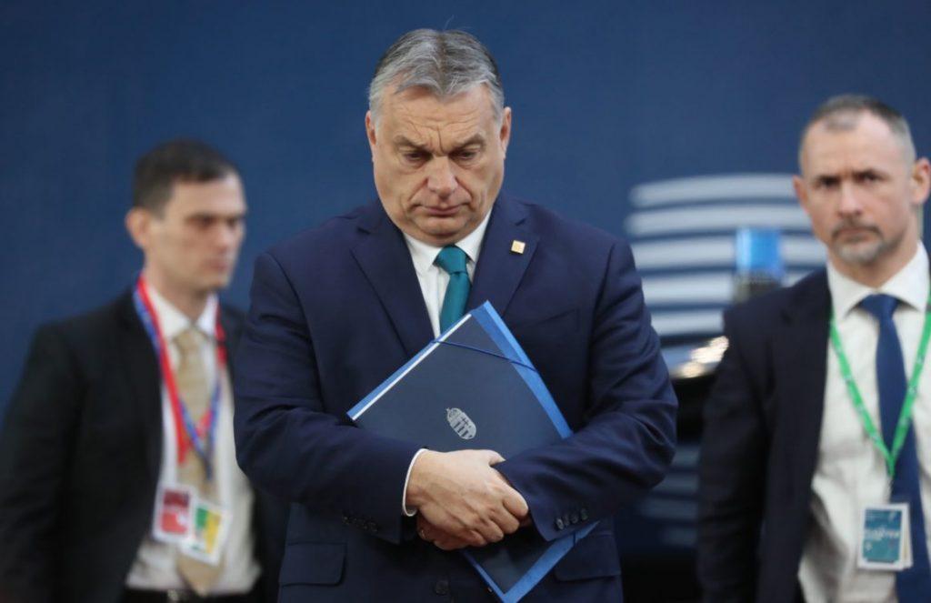 Viktor Orban Bruxelles