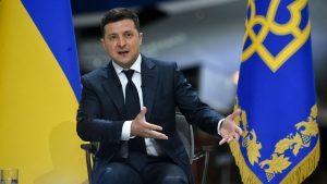 volodimir zelensky Ucraina