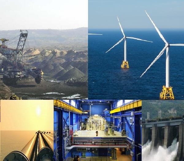 mixul producției de electricitate